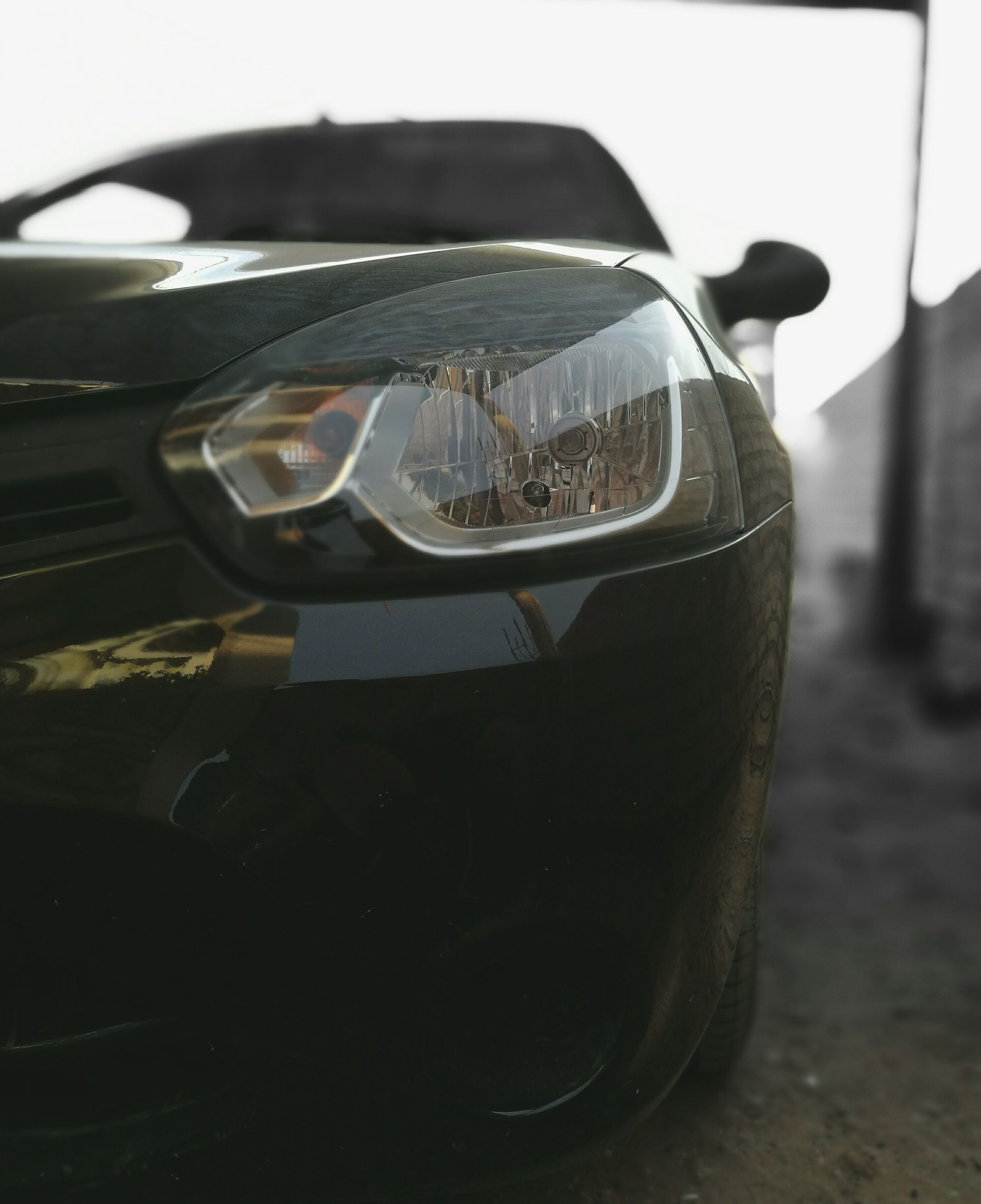 car, land vehicle, mode of transport, close-up, day, no people, outdoors, gas