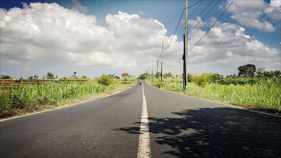 Road to Ubud