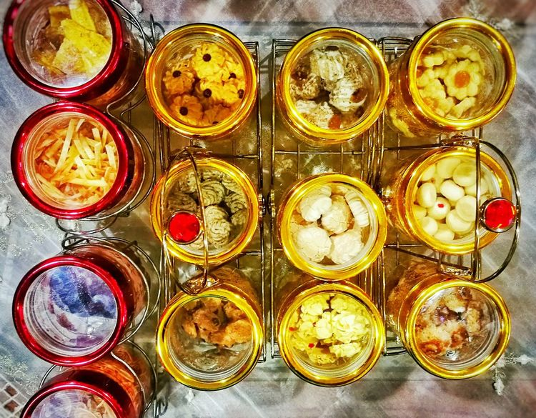 Kuih hari raya Dessert Hari Raya Aidilfitri Festival Harirayaaidilfitri Festival Season Food Delicious Food And Drink