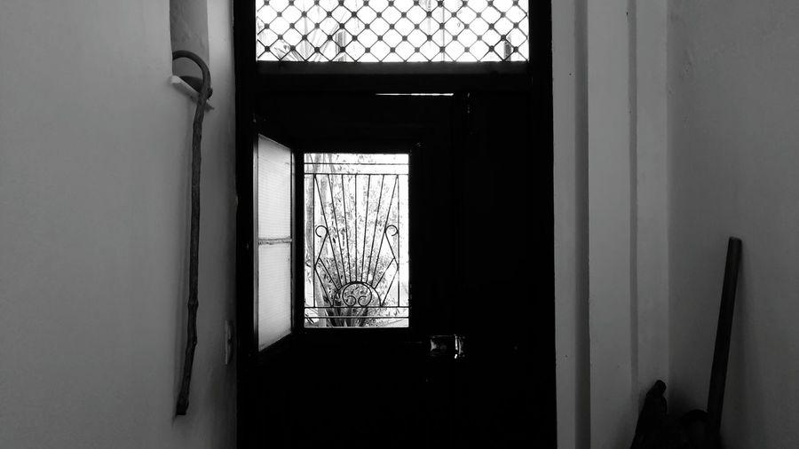 Blackandwhite Door Doorporn