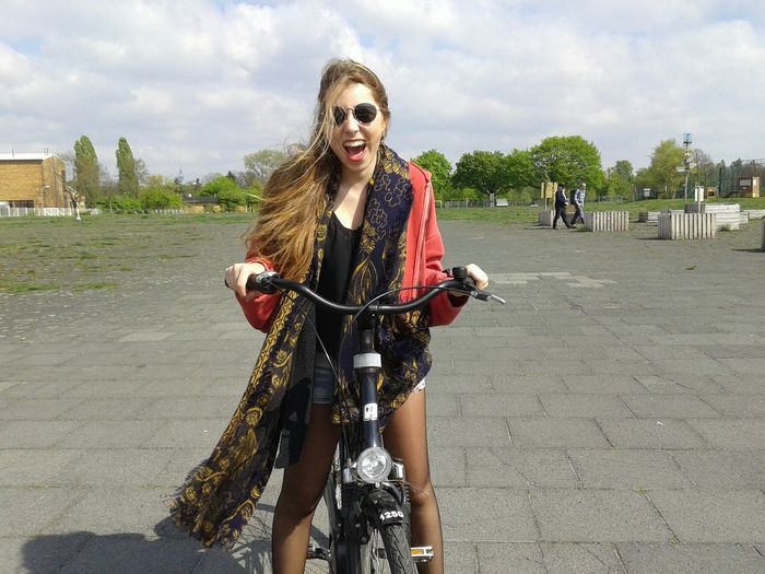 Berlin, German. With Ma Sistahhhh~