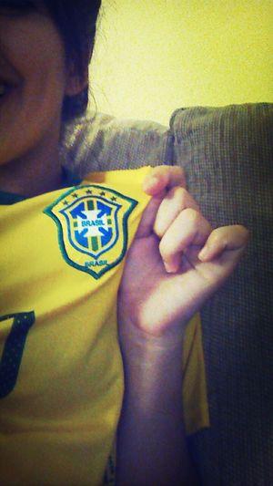 Mostra sua força Brasil ⚽?