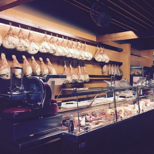Meat Emptyness Market Meat! Meat! Meat! Meat Market Meat Shop Meat Overload Pigs