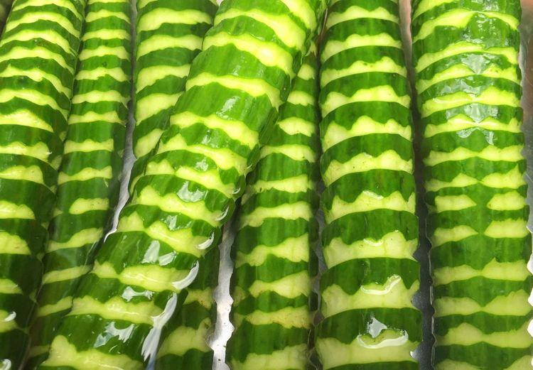 Cool As A Cucumber Green Green Green Green!