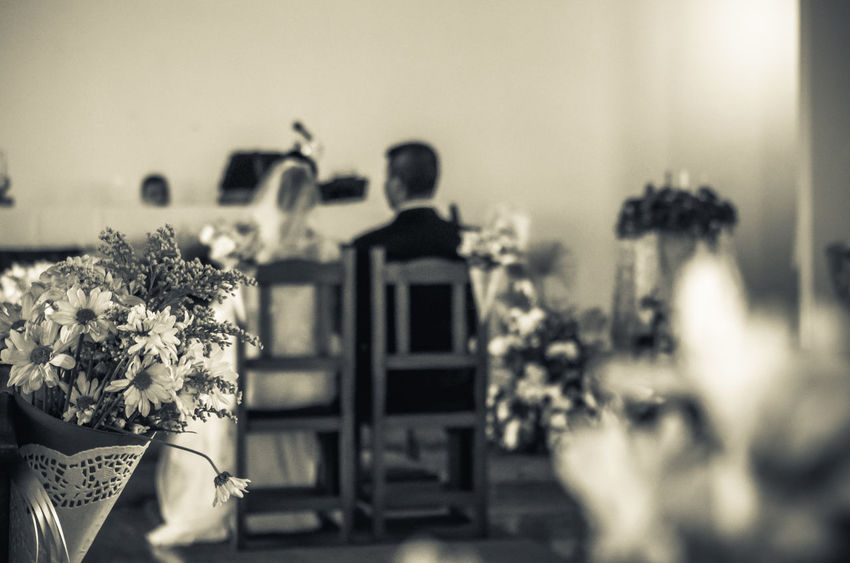 Another one bites the dust Church Dopephotography Flower Focus On Foreground Home Interior Low Budget Plant Wedding