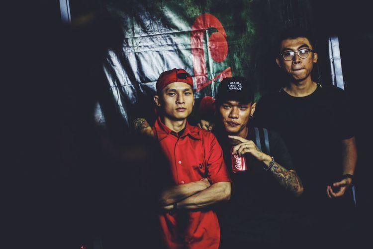 Artist Dreamers Rappers Rapper Style Street Red Asian Culture ASIA Portrait