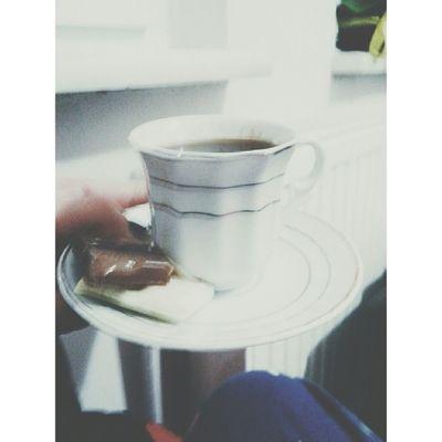 Bunlar hep keyif Turkishcoffee Delicious çikolata