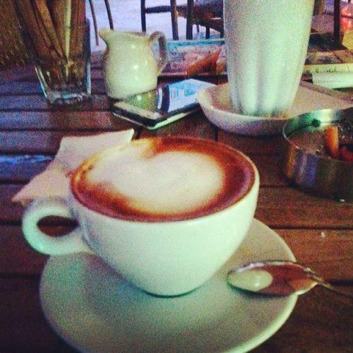 Kahvediyari MarkAntalya Coffee Macchiato