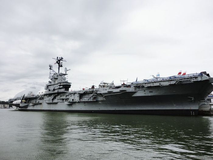 Intrepid Aircraft Carrier NYC