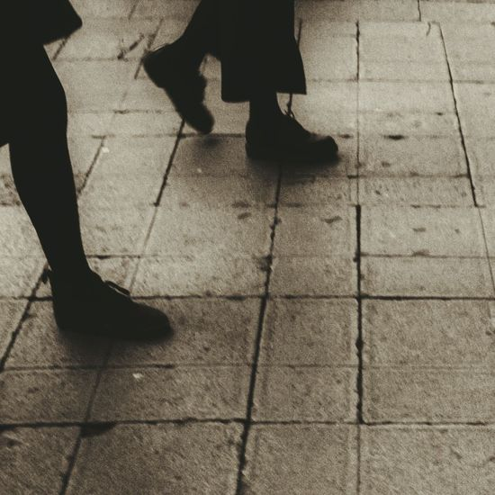 Walking with Hamish Fulton   People Walking  Performance Art Palazzo Ducale Hamish Fulton Repetitive Walk Venezia Getting Inspired Monochrome Picturing Individuality Showcase: November EyeEm Italy  