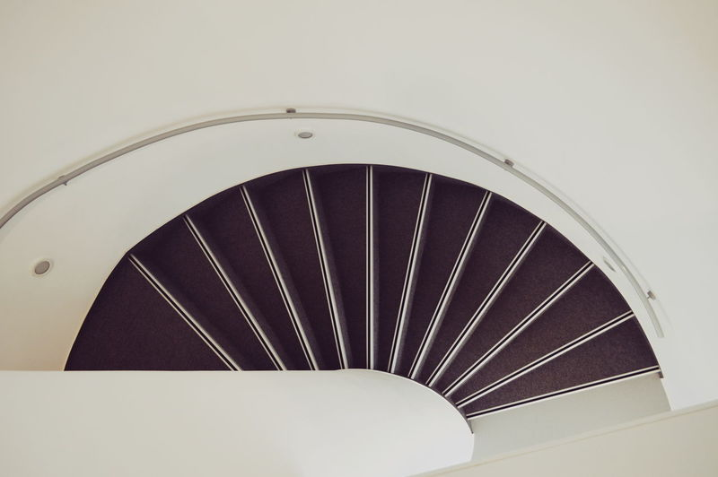 Architecture_collection Architectural Detail Architecturelovers Architectural Design Interior Design Pattern Geometric Shape Geometry Spiral Staircase Architecture Steps And Staircases Spiral Stairs Stairway Staircase Moving Down Spiral Steps Stairs My Best Photo