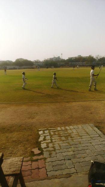 Sport Outdoors Match - Sport Sportsman Cricket! Cricket Field Cricket Ground Cricketer Children