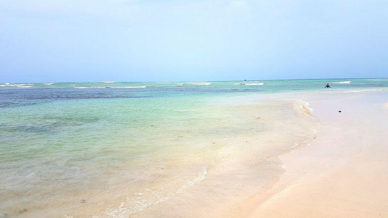 Paradise Dominican Republic Dominikanische Republik  Blue Sea Blue Sea And Clear Water Eyemphotography Dreamscapes & Memories Holiday Memories Paradise Beach Paradise! S7 Edge