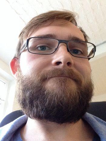 Question : Am I Cute Yet? Beard Alert