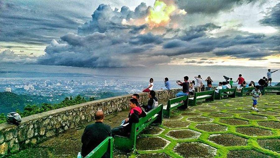 Cebu City from Tops - Busay. CEBUsogPaMore