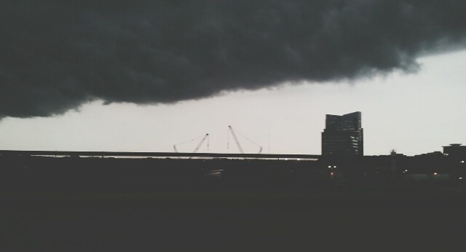 Nature Weather The Storm Vscocam