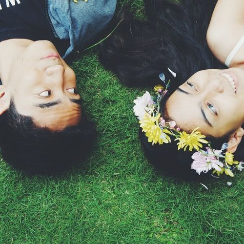 Since I'm so excited to watch TFIOS, here's a photo which I used for the film we made for Sinejuan during my senior year  Tfiosinspired