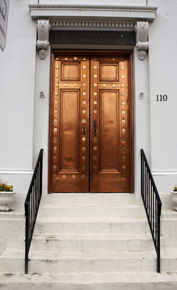 Architecture Built Structure Closed Day Door Doorway Entrance Entry No People Open Outdoors Protection Safety Security Wood - Material