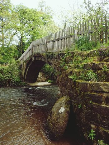 Old bridge at Bingley. EyeEm Nature Lover Bridgeporn Landscape #Nature #photography Taking Photos
