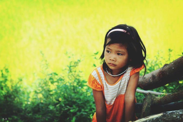 Childrenphoto Moutains Eyes Ethinic