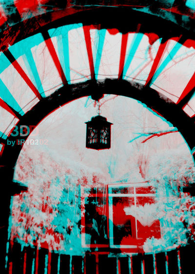 3D,OLD,2016 3D Glasses  3D Photography 3d Rendering IR Infrared Red & Blue Stereoscopic Stereoscopic 3D Stereoscopic Photography Anaglyph Anaglyph 3D Glasses Infrared Photo Infrared Photography Red Color Stereoscopic Stereoscopic Photo