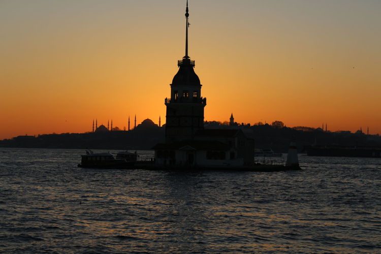 No Filter Nature istanbulove Istanbul City Istanbul Turkey Maidenstower Sunset Silhouettes Sunset EyeEm Best Shots Canon700D Hello World Photooftheday Mosgue Ottoman Empire History