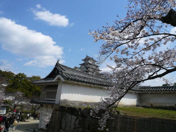 Himeji, Japan Himeji-jo Castle HimejiCastle Architecture Building Exterior Built Structure Day Himeji Castle No People Religion