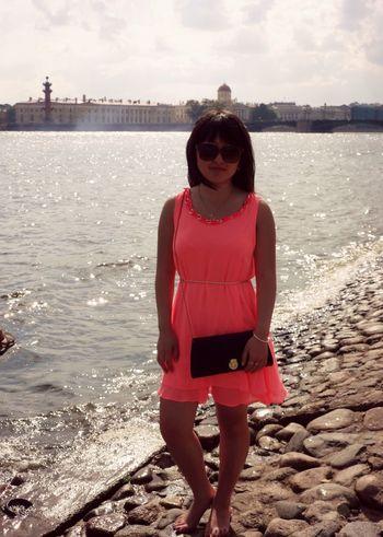 Hello World Russia Summer Water