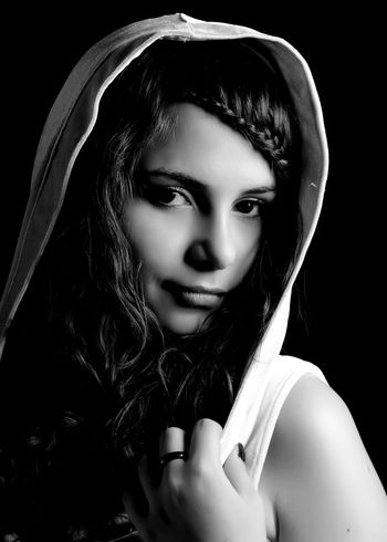 eskişehir imaj fotoğraf stüdyosu Girls Beauty Model Blackandwhite