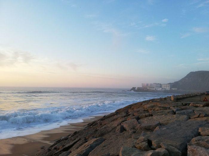 Water Sea Low
