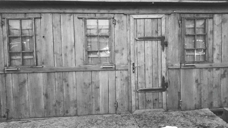 Door Wood - Material Closed Built Structure Building Exterior No People House Close-up Outdoors Day Architecture Wandsbek Markt City Life Hamburg Architecture Blackandwhite Black And White Friday