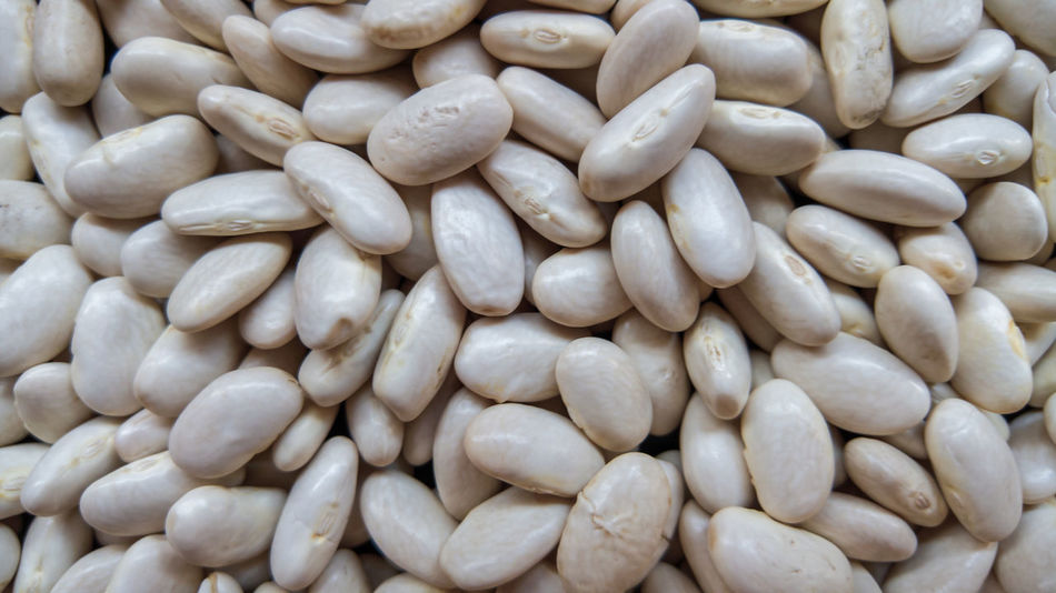 haricot_beans_5 Abundance Backgrounds Close-up Collection Food Food And Drink Freshness Full Frame Haricot Haricot Bean Healthy Eating Heap Indoors  Large Group Of Objects Repetition Vegetable