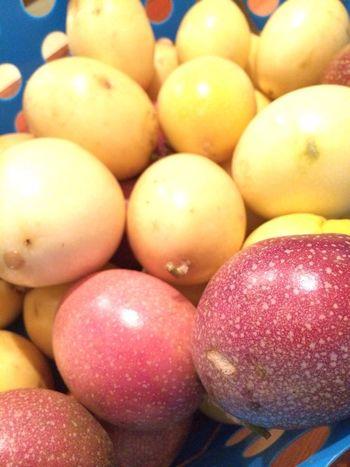 Fresh lilikoi straight from the farm into your drink HiblendLilikoi FruitsHealth Bar