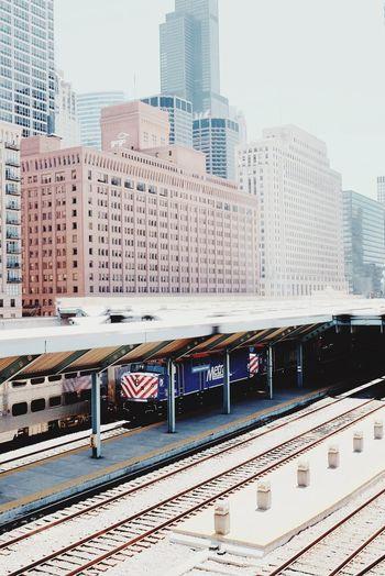 Rayviorphotographer Rayvior Rviorphotography Rvior Chicago Chicago Architecture Transportation Train Station Train Metra Train Metra Public Transportation Rail Transportation City