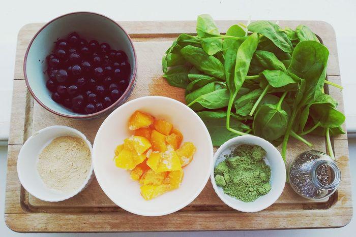 Green Smoothie Smoothie Healthy Food Clean Eating