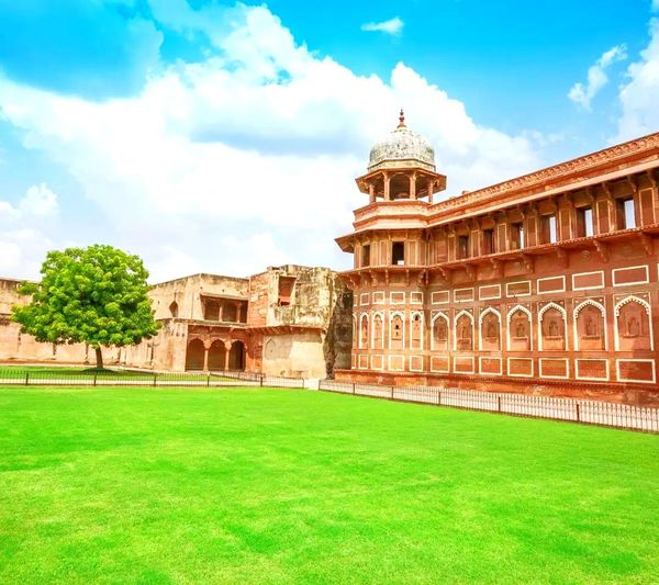 Blue Sky Monuments Of India Tree India Travel Destinations Architecture