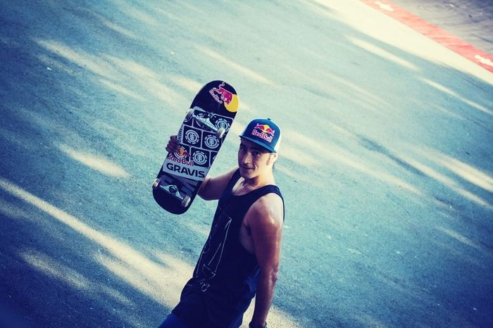 Boaz Aquino at Pannonian Challenge XIII Skateboarding Sports Sport Pannonian Challenge