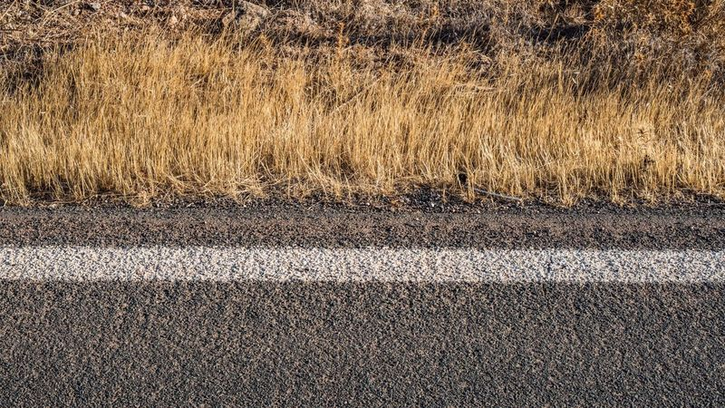 Road Roadside Road Side Road Marking Road Side View Roadsidephotography Roadside Shots Road Side Photography