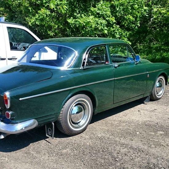 Volvo Amazon Nostalgi Veteran krom grön mintcondition bjäre skåne sverige sweden vår spring yosweden instagram_i_sverige