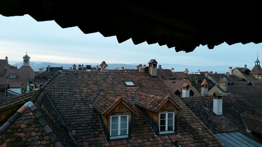 Fribourg Roof City Morat