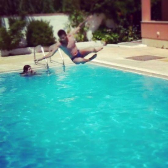 Swimmingpool Greece Ipsos Tags4like Funny Seriously Verycool Verynice