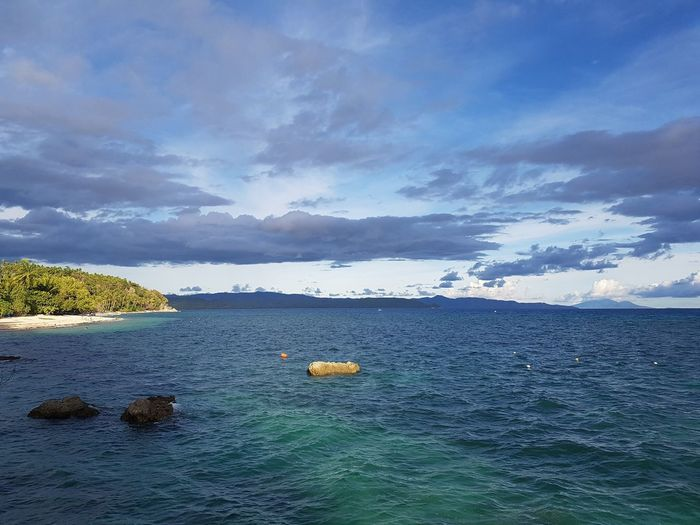 Sunset Philippines Saranggani Nofilter Beach