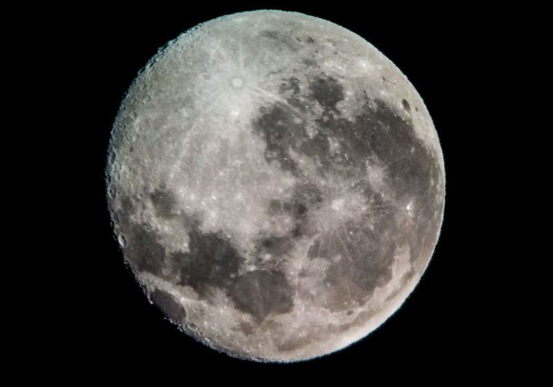 Waning Gibbous 99% illumination Moon Bestoftheday Moon Shots Celestron Telescope Caribbean Trinidad And Tobago Craters Of The Moon Details Lunar Surface Refractor Stargazer