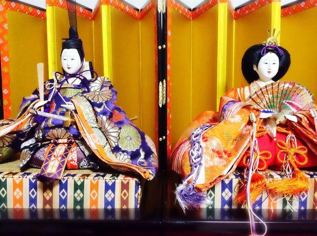 妻がおひな様出し始めたのでセッティングしました^^ Enjoying Life Fresh 3 Japan ひなまつり