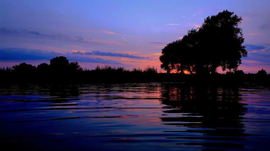 Sunset Dive Zomerse Duik