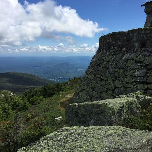 Adirondack Mountains Whiteface Lake Placid Mountain View Sky Beauty In Nature Travel Nature Mountain Travel Destinations Physical Geography Scenics Day Cloud - Sky Outdoors Landscape No People