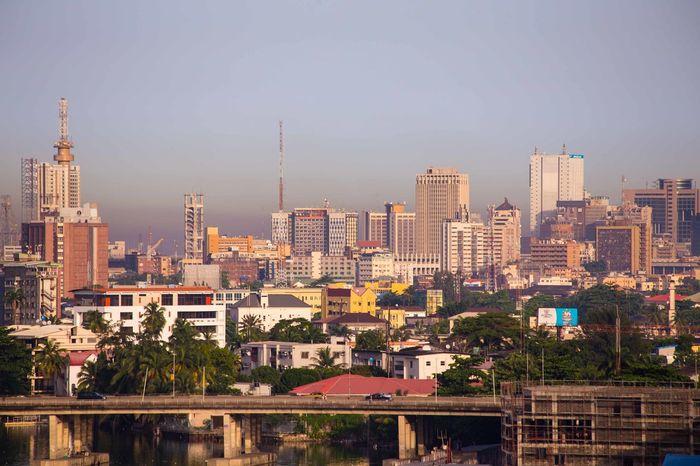 Cityscape Lagos Nigeria Architecture City Cityscape Lagosnigeria Nigeria Urban