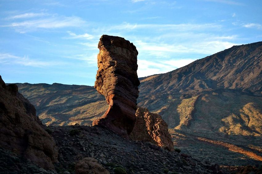 Outdoors Nature Day No People Landscape Mountain Beauty In Nature Scenics Sky Canon1100d Canary Islands Teide National Park Teide Canadas Del Teide Roque Cinchado Tenerife