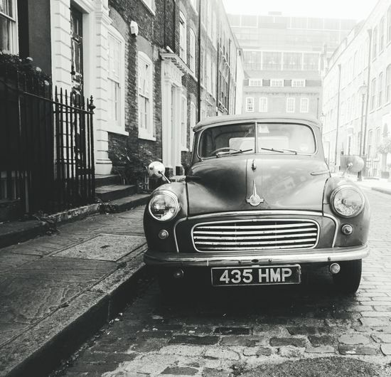 B&w Street Photography London Shoreditch Vintage Monochrome Photography Streetphotography Vintage Cars