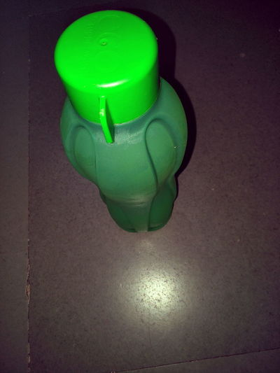 Green Color Indoors  Illuminated Night No People Close-up First Eyeem Photo Ahmedabad Water Waterbottle Tupperware Jaineesh Mobilephotography Fresh 2017 EyeEm Awards The Photojournalist - 2017 EyeEm Awards